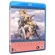 Last Exile - Fam, The Silver Wing - Part 2 (UK-import) (BLU-RAY)