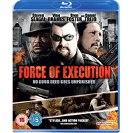 Force Of Execution (UK-import) (BLU-RAY)
