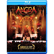 Angra - Angels Cry - 20th Anniversary Tour (BLU-RAY)