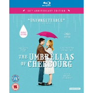 The Umbrellas Of Cherbourg - 50th Anniversary Edition (UK-import) (BLU-RAY)