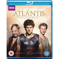 Atlantis - Sesong 1 (UK-import) (BLU-RAY)
