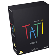 Jacques Tati Essential (UK-import) (BLU-RAY)