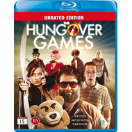 The Hungover Games - Unrated (DK-import) (BLU-RAY)