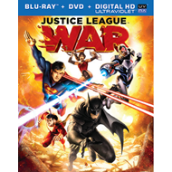 Justice League: War (BLU-RAY)