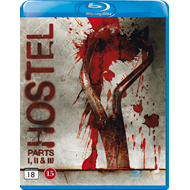 Produktbilde for Hostel - Part I, II & III (BLU-RAY)