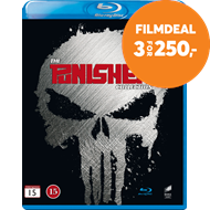 Produktbilde for The Punisher Collection (DK-import) (BLU-RAY)