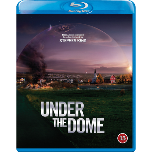 Under The Dome - Sesong 1 (BLU-RAY)
