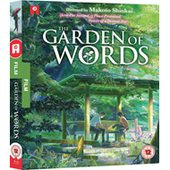 The Garden Of Words (UK-import) (BLU-RAY)