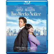 Produktbilde for Two Weeks Notice (BLU-RAY)