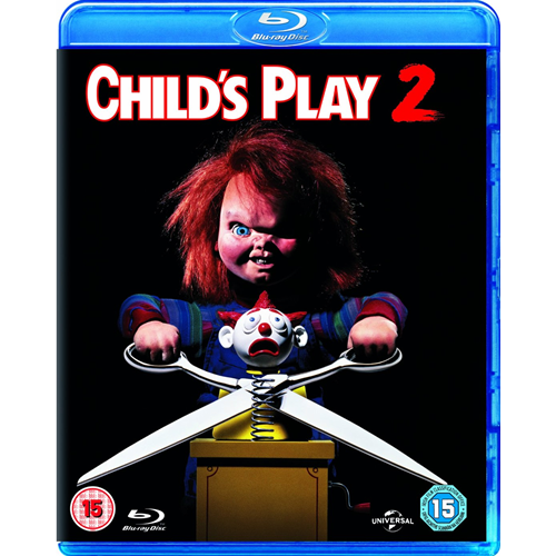 Child's Play 2 (UK-import) (BLU-RAY)
