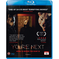 You're Next (BLU-RAY)