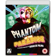 The Phantom Of Paradise (UK-import) (BLU-RAY)