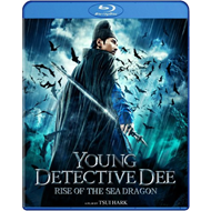 Young Detective Dee - Rise Of The Sea Dragon (BLU-RAY)