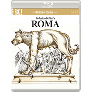 Roma (UK-import) (BLU-RAY)