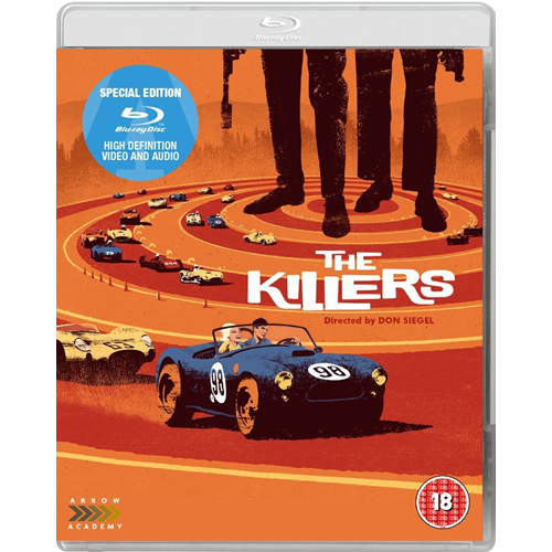The Killers (UK-import) (BLU-RAY)