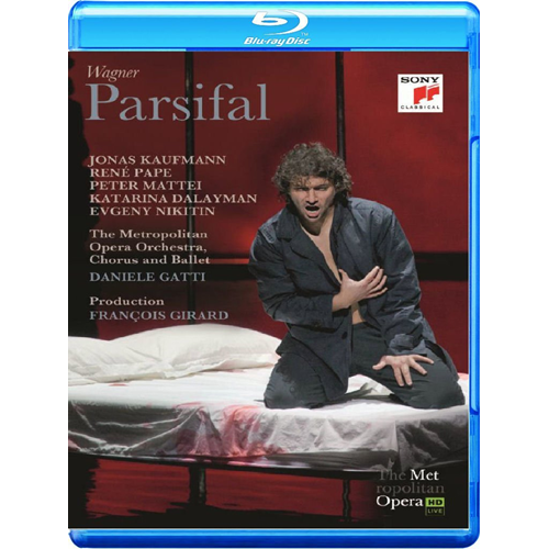 Wagner: Parsifal (BLU-RAY)