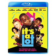It's A Lot (UK-import) (BLU-RAY)