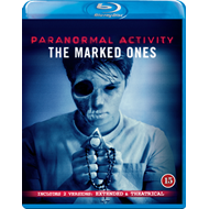 Paranormal Activity - The Marked Ones (BLU-RAY)