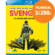 Produktbilde for Svengali (BLU-RAY)