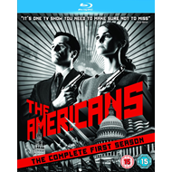 The Americans - Sesong 1 (UK-import) (BLU-RAY)