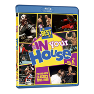 WWE: The Best Of In Your House (UK-import) (BLU-RAY)