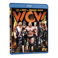 WWE: The Very Best of Wcw Monday Nitro 2 (UK-import) (BLU-RAY)