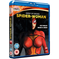 Spider-Woman: Agent of S.W.O.R.D. (UK-import) (BLU-RAY)