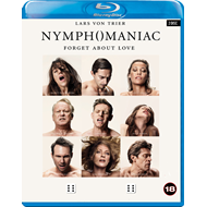 Nymphomaniac - Del 1 & 2 (BLU-RAY)