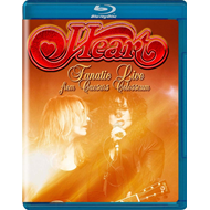 Heart - Fanatic: Live From Caesars Colosseum (BLU-RAY)