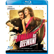 Yeh Jawaani Hai Deewani (UK-import) (BLU-RAY)