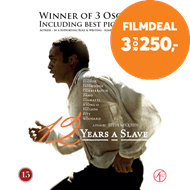 Produktbilde for 12 Years A Slave (BLU-RAY)