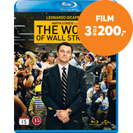 Produktbilde for The Wolf Of Wall Street (BLU-RAY)