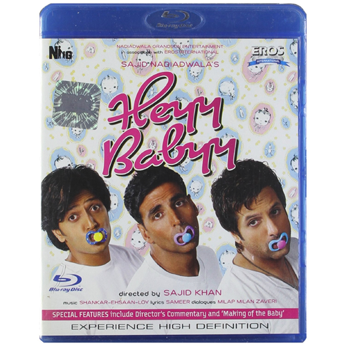 Heyy Babyy (UK-import) (BLU-RAY)