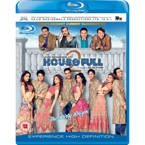 Housefull 2 (UK-import) (BLU-RAY)