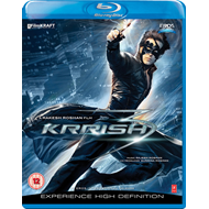 Krrish 3 (UK-import) (BLU-RAY)