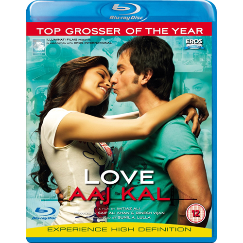 Love Aaj Kal (UK-import) (BLU-RAY)