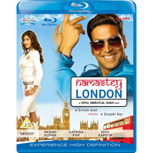 Namastey London (UK-import) (BLU-RAY)