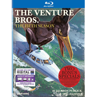 The Venture Bros. - Sesong 5 (BLU-RAY)
