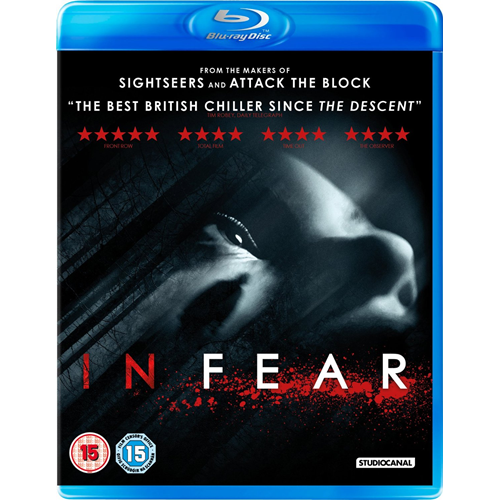 In Fear (UK-import) (BLU-RAY)