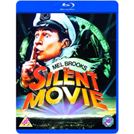 Silent Movie (UK-import) (BLU-RAY)