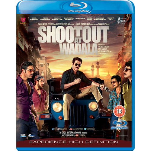 Shootout At Wadala (UK-import) (BLU-RAY)