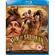 Son Of Sardaar (UK-import) (BLU-RAY)