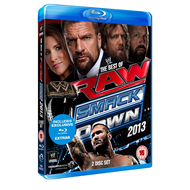 WWE: The Best Of RAW And SmackDown 2013 (UK-import) (BLU-RAY)