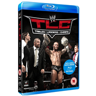 WWE: TLC - Tables, Ladders & Chairs 2013 (UK-import) (BLU-RAY)