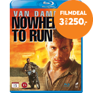 Produktbilde for Nowhere To Run (BLU-RAY)