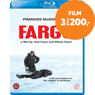 Produktbilde for Fargo - Remastered (BLU-RAY)