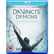 Da Vinci's Demons - Sesong 1 (UK-import) (BLU-RAY)