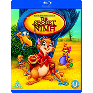 The Secret Of Nimh (UK-import) (BLU-RAY)
