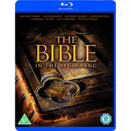 The Bible - In the Beginning... (BLU-RAY)