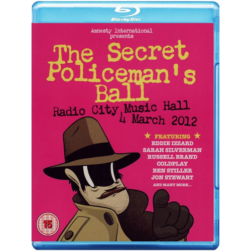 The Secret Policeman's Ball 2012 (UK-import) (BLU-RAY)